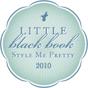 Style Me Pretty's Little Black Book